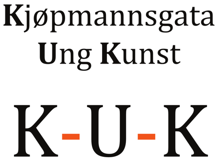 K U K logo transparent